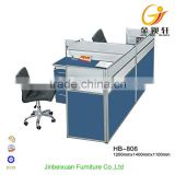 modern design cubicle office workstation furniture HB-806