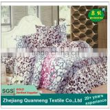 2015 new product home textile polyester microfiber fabric