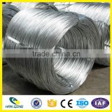 made in China manufacturer with factory hot dipped galvanized iron wire/electro galvanized wire for sale