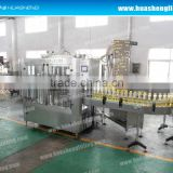 Zhangjiagang Huasheng customized, tailor designed Tomato sauce/ketchup/lubricant/cooking oil/balm/paste filling machine