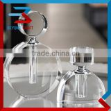 Fancy Beautiful Chinese Crystal Perfume Bottles Crystal Decorative Attar Perfume Bottles