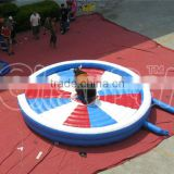 2016 cheap inflatable machine rodeo bull for sale, inflatable rodeo bull riding machine game                                                                         Quality Choice