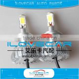 2016 New product LED Car Headlight H4 LED Headlight Bulbs led light