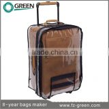 Clear cheapest plastic covers for suitcase covers