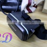 Factory Directly V2 VR 3D Glasses 2.0 virtual reality VR BOX 3D Glasses google cardboard 3D glasses for promotional gift