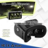 2016 hot sale 3D vr headset Video Game For iPhone 6 5S