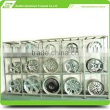aluminum alloy industrial die casting car wheel hub/customized car wheel /gravity casting products