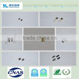 surface mount crystal oscillator crystal resonator piezoelectric quartz crystal piezo oscillator