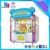 Taiwan motherboard claw crane vending machines plush crane toy vending machine