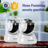 Factory supply New Security Alarm Push Smart Home Wireless Wifi IP Camera /Baby Monitor 2016