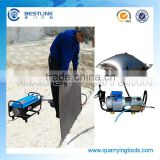 China Patent Granite Block Pushing Device Steel Hydro Bag