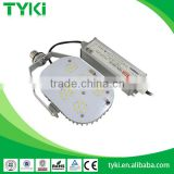 Waterproof 120W LED Canopy Light Explosion Proof Gas Station Canopy Lights Lamp Bulb 277V 347V UL cUL Meanwell Driver