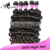 Free sample 7a top quality 100% unprocessed virgin hair extension european natural wave hair