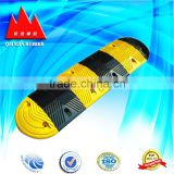 Promotion!!yellow and black speed bump/bump stop rubber/speed bump