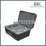 Microphone Case, Microphone Flight Case, Pre Diced Insert Foam, Aluminium with super quality and good price china supplier