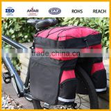 High Quality Waterproof Large Capacity Multilayer Bicycle Bag Bike Bag Saddle Bag Double Rear Pannier Bag