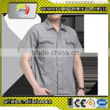Warning Reflective Brand Garments Works Shenzhen Men'S Work Shirts