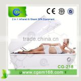 CG-218 Welcome Sole Agent spa body steam machine for sale