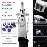 Multi-Function Beauty Equipment Facial Massager Skin Care Laser RF Type Vacuum Suction Women