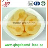 Fresh canned fruit canned pear in light syrup with high quality and tasty good from china