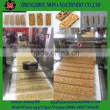Popped Cereal Candy Cutting Machine/peanut Bar making machine/sesame Bar Processing Line