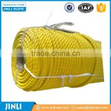 JL 10mm Recycling Raffia PP Rope Scrap Plastic With Different Types