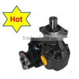 ISO 4 bolts,UNI 3 bolts hydraulic pto gear pump for trucks