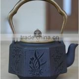 1.4L japanese cast iron tea pots