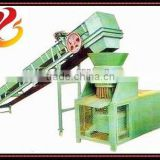 Straw forming machine