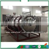 China High Capacity Sea Food Freeze Dryer For Sea Cucumber