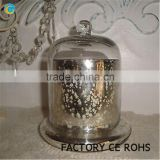 Round Glass Dome, Glass Bell Jar,Glass Dome Cover mercury 100% payment protection for your covered