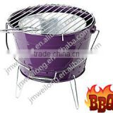 Bucket Charcoal Portable Bbq Grill/outdoor Cookware Barbecue
