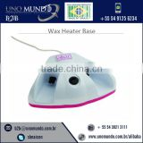 Bright Colour Mini Wax Heater Available with Independent On /Off Function