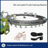 Call at 86 13751725551 Shoe Making Polyurethane Injection Molding Machinery