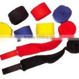 Best Hand Wrap Cotton Wrist bandages Kickboxing Hand Wrap / Wrist Wraps For Weight Lifting / Wrist Wraps