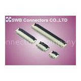Notebook / Inventor / LCD Monitor FFC / FPC Connector 24 pin , Flat Cable Connector 0.3mm