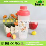 New Style HQ Transparent 500ML L Bobby Healthy PP Plastic Infuser Sample Solo Water Cup With Lanyard
