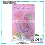 Girl toys jewelry sets cheap party favor toys for sale