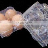 Egg Plastic blister tray