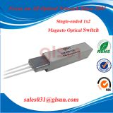 GLSUN Single-ended 1x2 Magneto-Optical Switch
