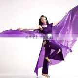 BestDance cheap belly dance purple isis wings for women isis wings sale open on the back OEM