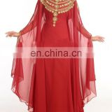WEDDING GOWN EXCLUSIVE MOROCCAN KAFTAN DRESS FOR WOMEN