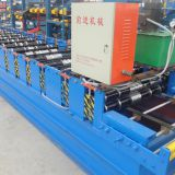 Standing Seam Color Sheet Roof Panel Roll Forming Machine (YX51-420-820)