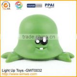 Carton Lovely Fashion Light Cup PVC Bath Toy