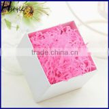 Wholesale Wedding Party Decoration Shredded Paper Wire Shredded Paper Candy Box Filler SD150
