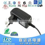 Constant Voltage 24v ac dc adapter 18w power transformer for LED diaplay with CE CB GS approval