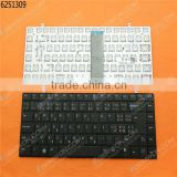 Original laptop keyboard for DELL Studio 1340 BLACK Layout Hungarian