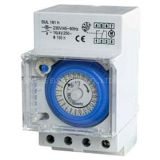 I'm very interested in the message 'SUL181h Mechanical Timer 24 Hours DIN Guide Rail' on the China Supplier