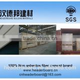 High density waterproof 4/6/12/18mm fiber cement board