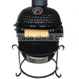 furniture for kitchen mini portable ceramic kamado charcoal BBQ grill